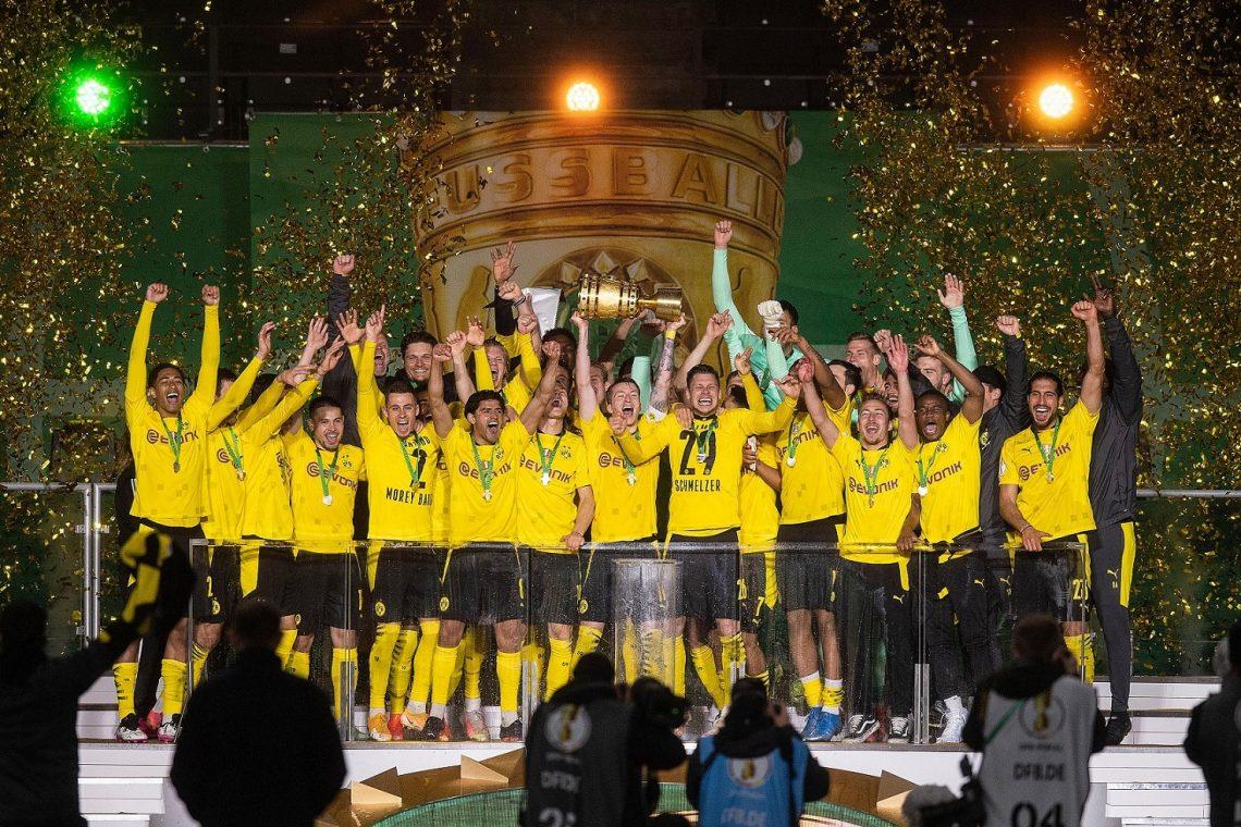 DFB Pokal Borussia