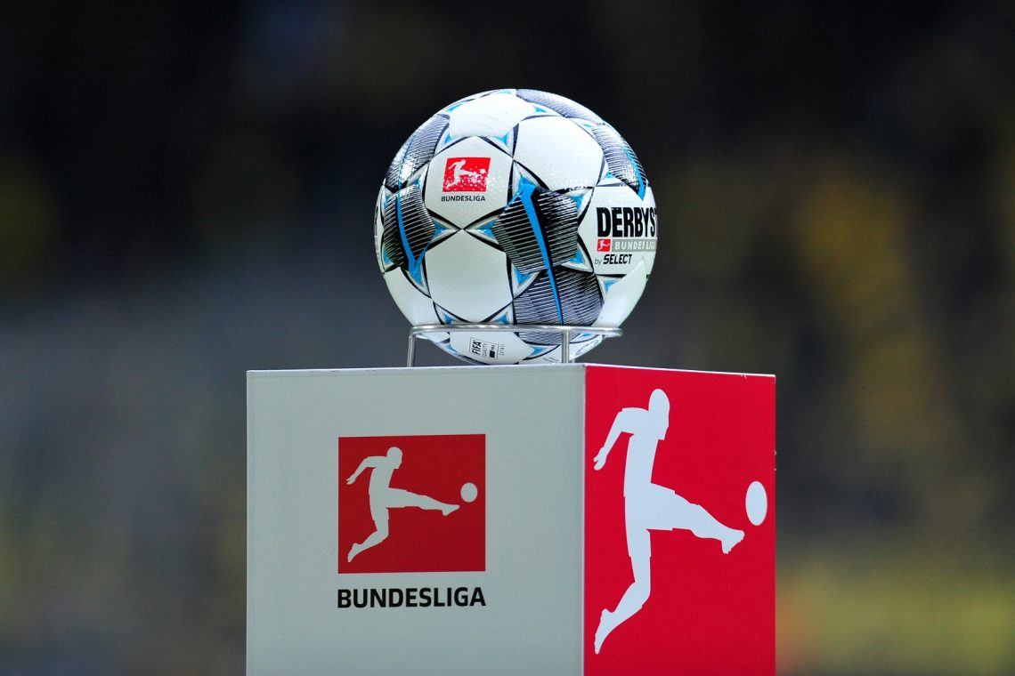 Bundesliga piłka
