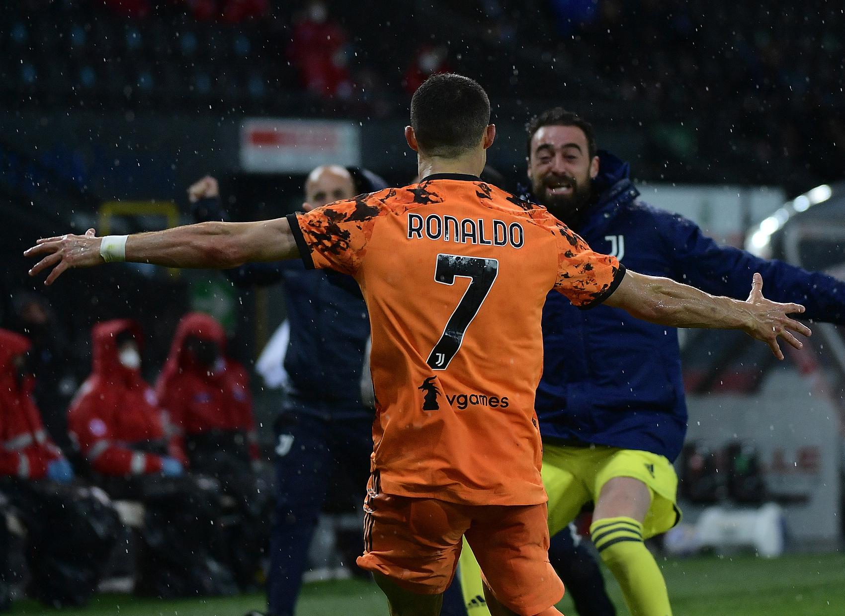 CR7, Juventus