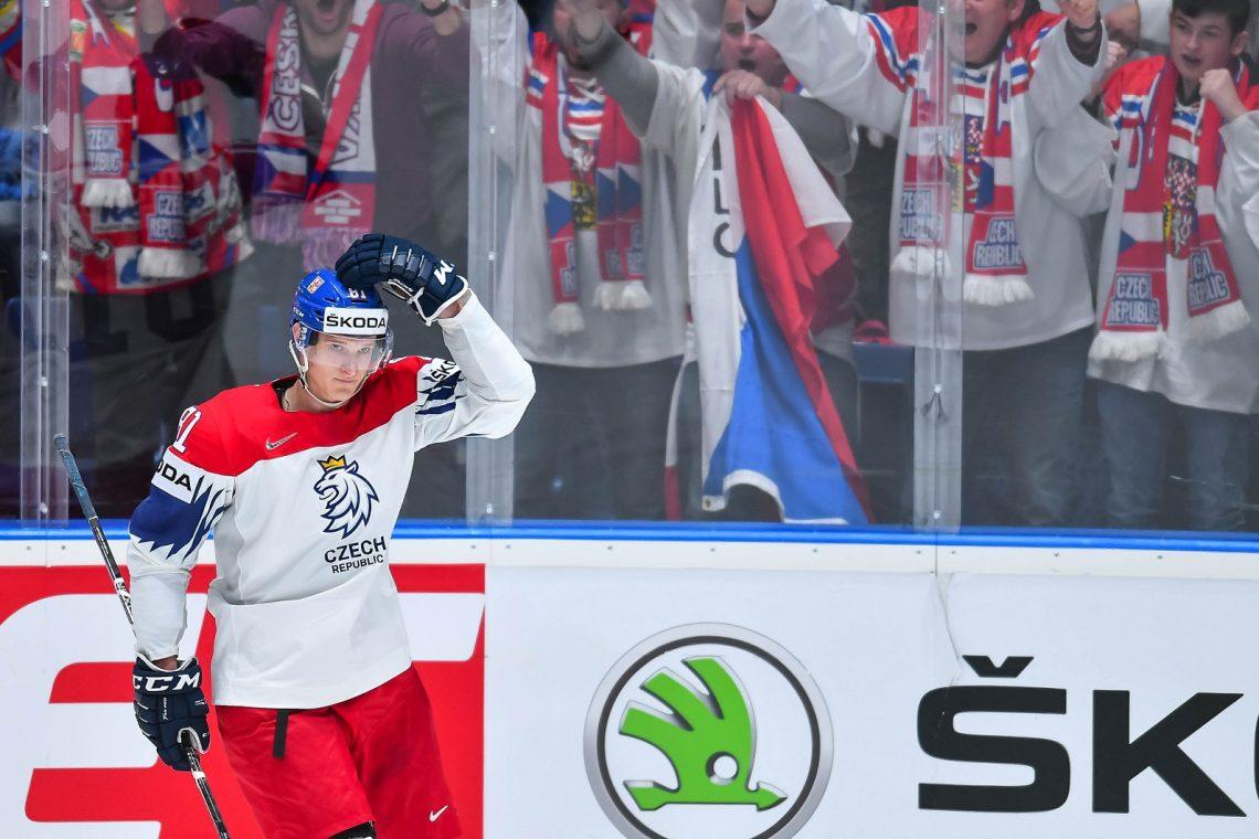 MŚ hokej Czechy