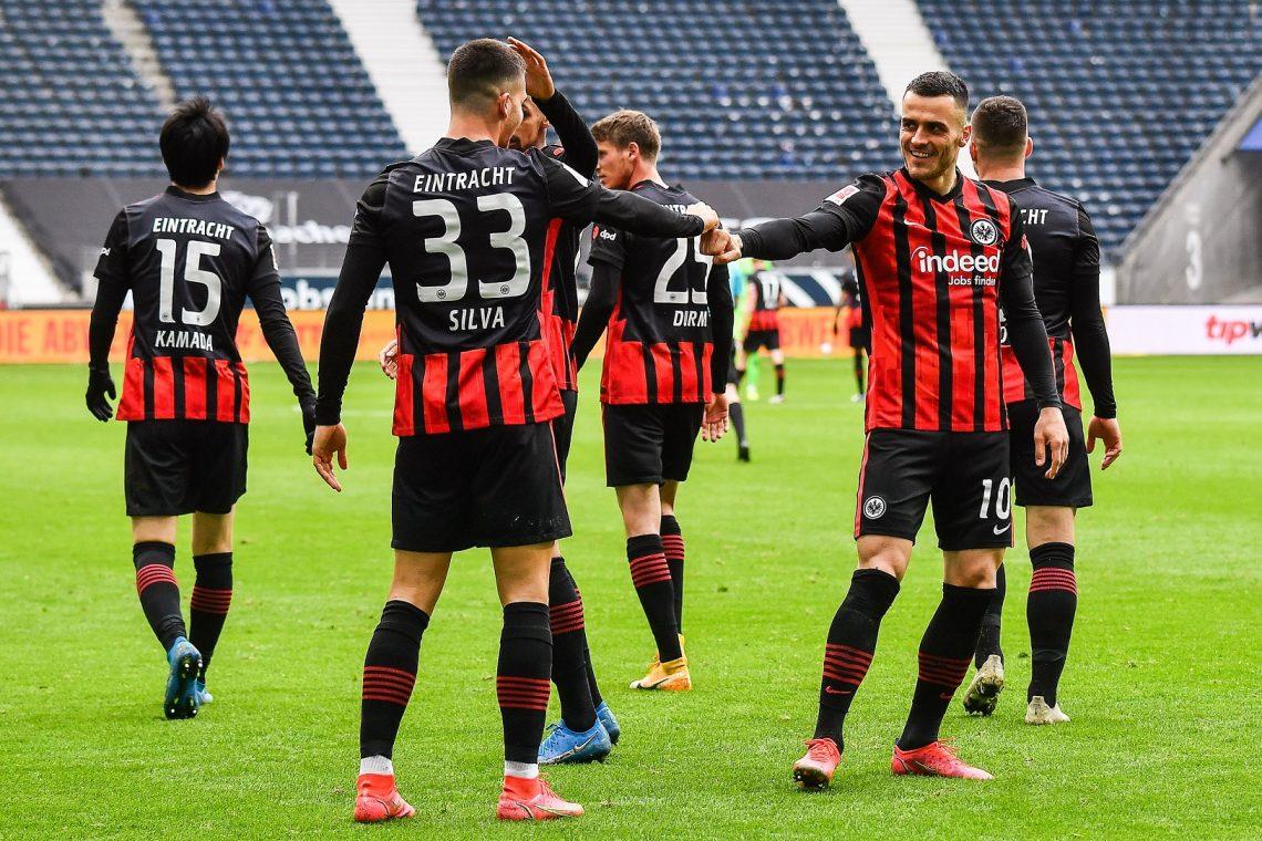Eintracht Frankfurt zawodnicy