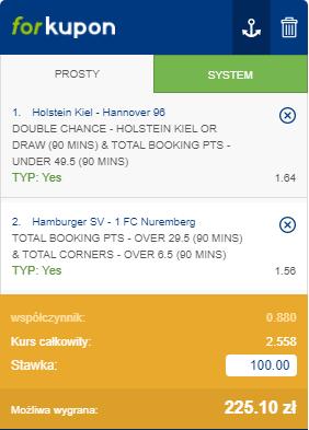 2. Bundesliga na 10.05. Forbet