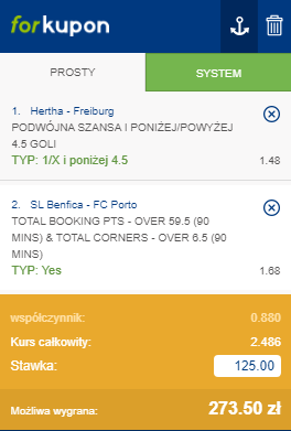 Australia + Bundesliga Forbet na 06.05.