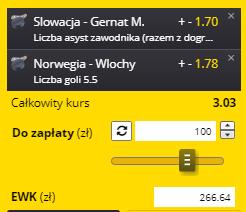 MŚ Fortuna na 23.05.