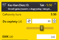 MŚ strzelec Fortuna na 28.05.