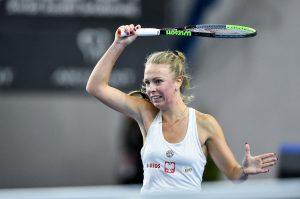 Magdalena Fręch - French Open