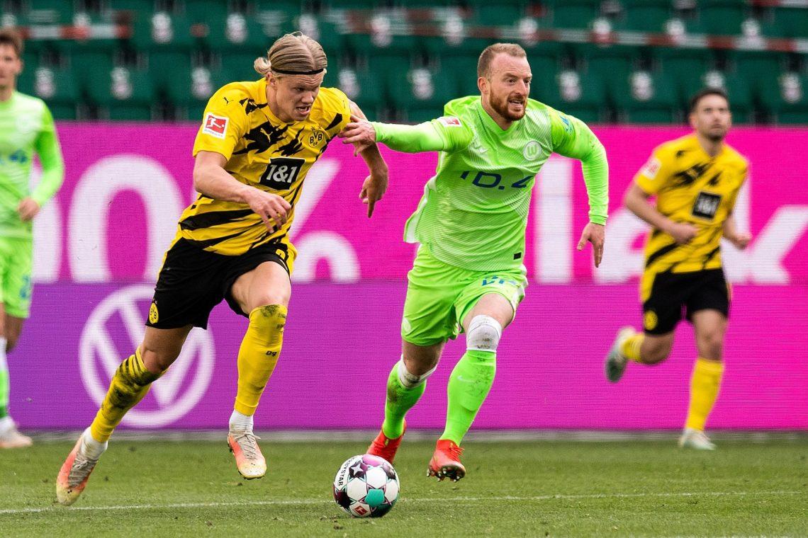Zawodnik Borussii Dortmund, Haaland