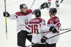 Łotwa hokej