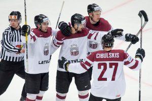 Łotwa hokej na lodzie