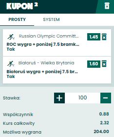 BETFAN MŚ hokej 26.05.