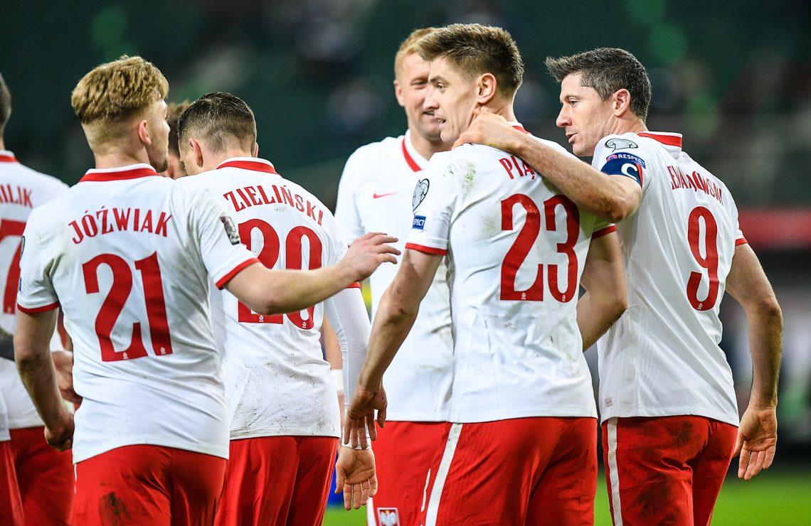Polska piłkarze