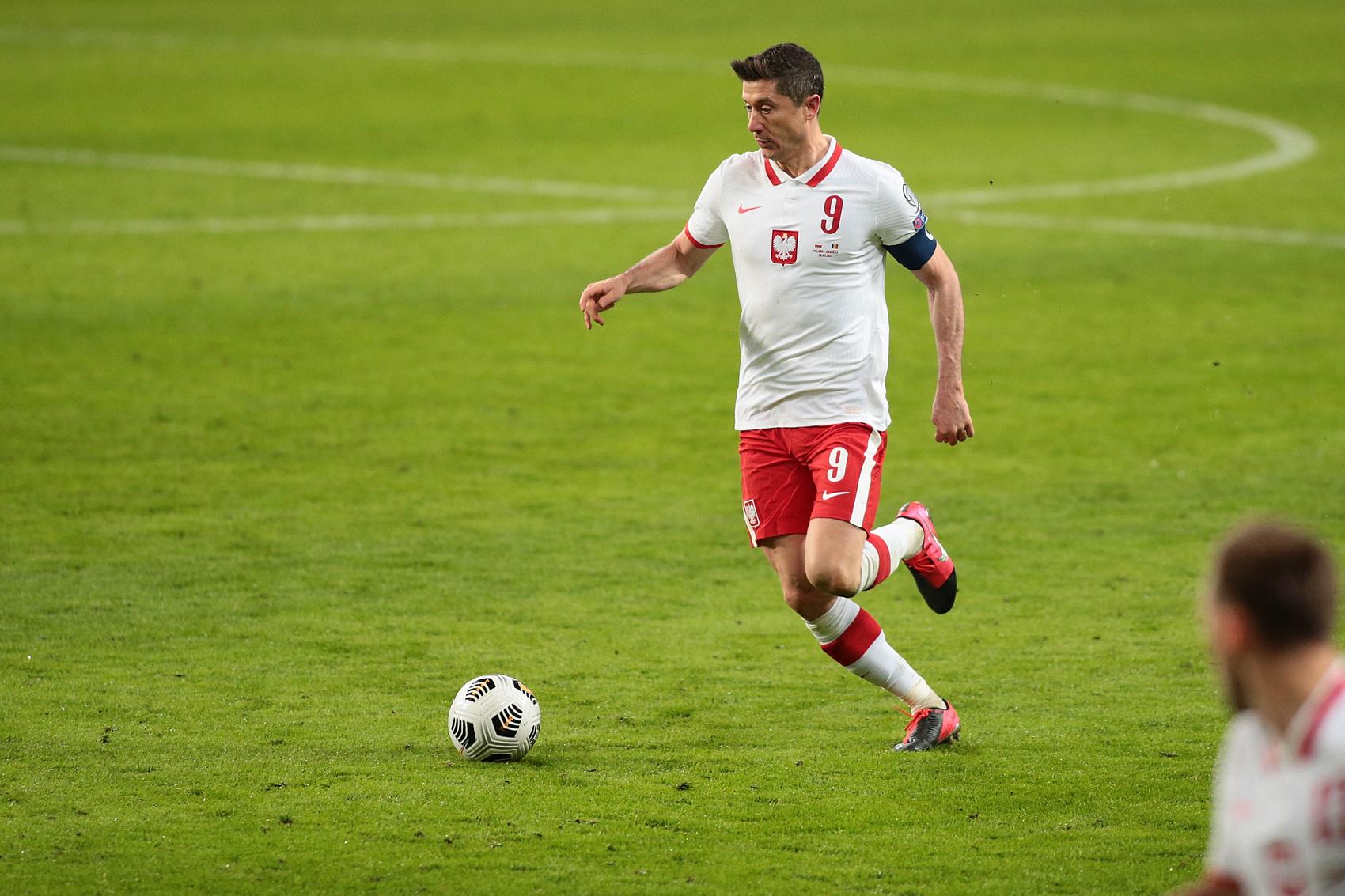 Robert Lewandowski Euro