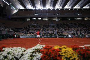 Roland Garros 30.05.2021 fot. Gao Jing