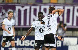 Rosenborg zawodnicy