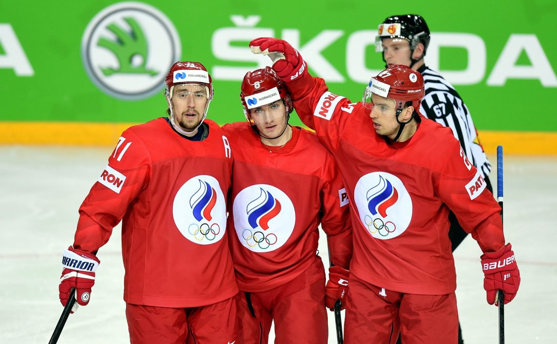 Rosja hokej