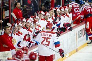 Hokej Rosja reprezentacja