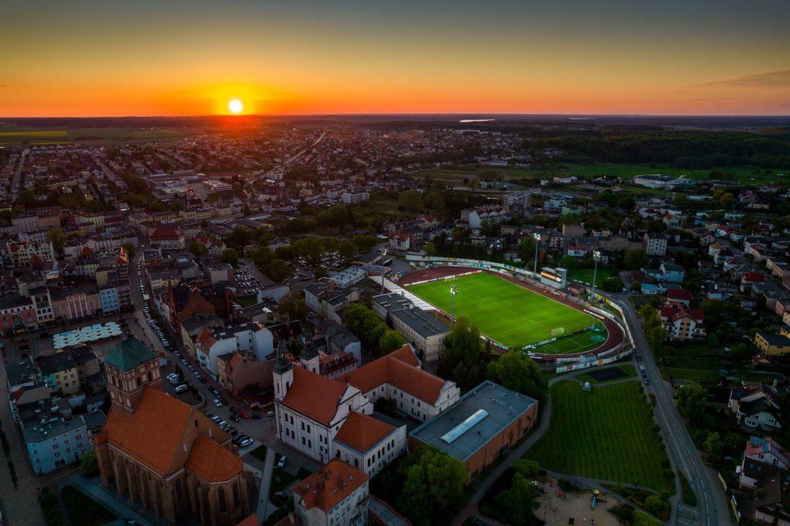 Piłka nożna stadion