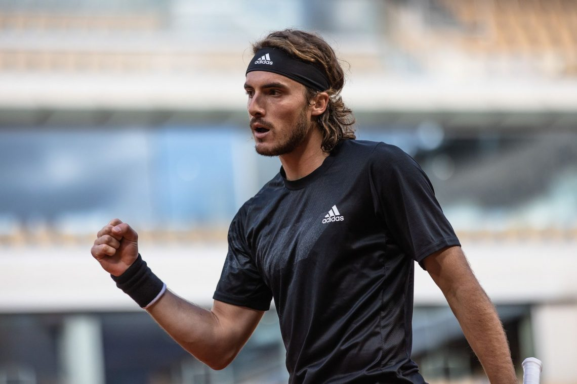 Stefanos Tsitsipas ATP Lyon