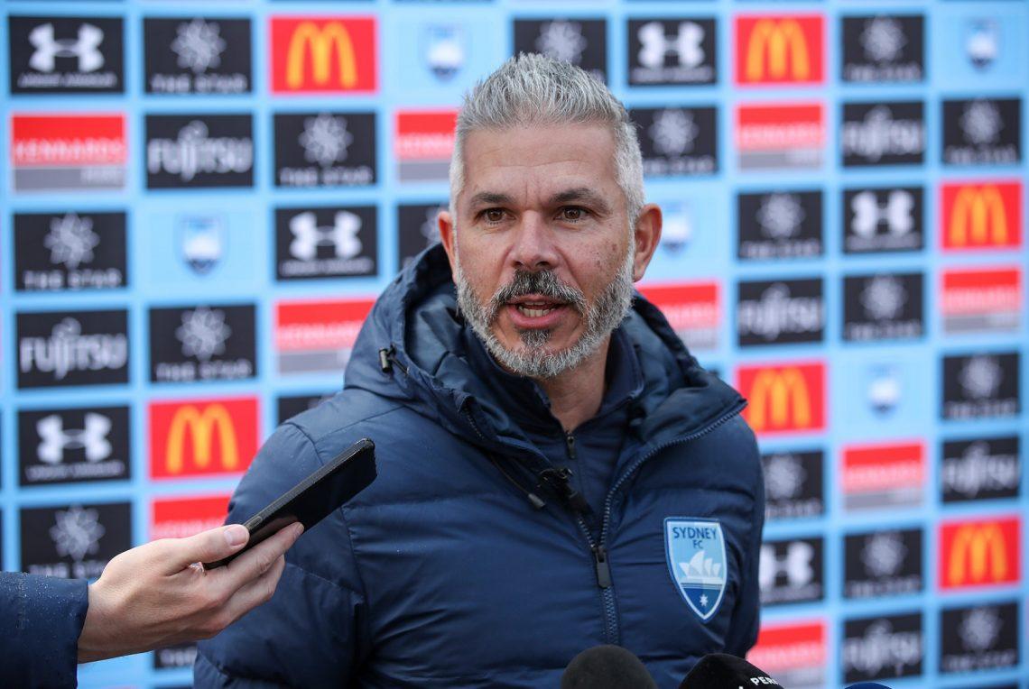 Sydney FC trener