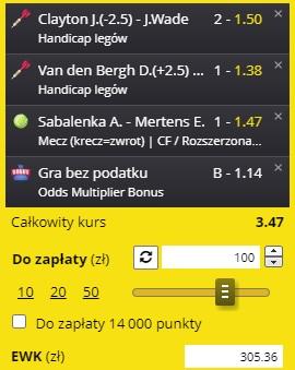 Triple dart+tenis 05.05.2021