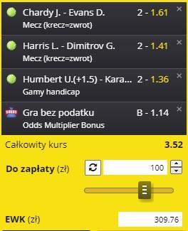 Triple tenis 03.05.2021