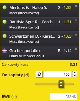 Triple tenis 04.05.2021