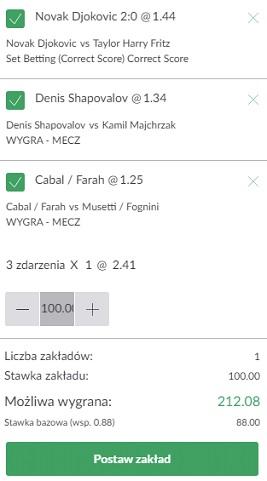 Triple tenis 11.05.2021