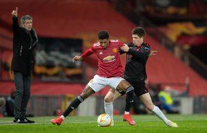 Manchester United Rashford