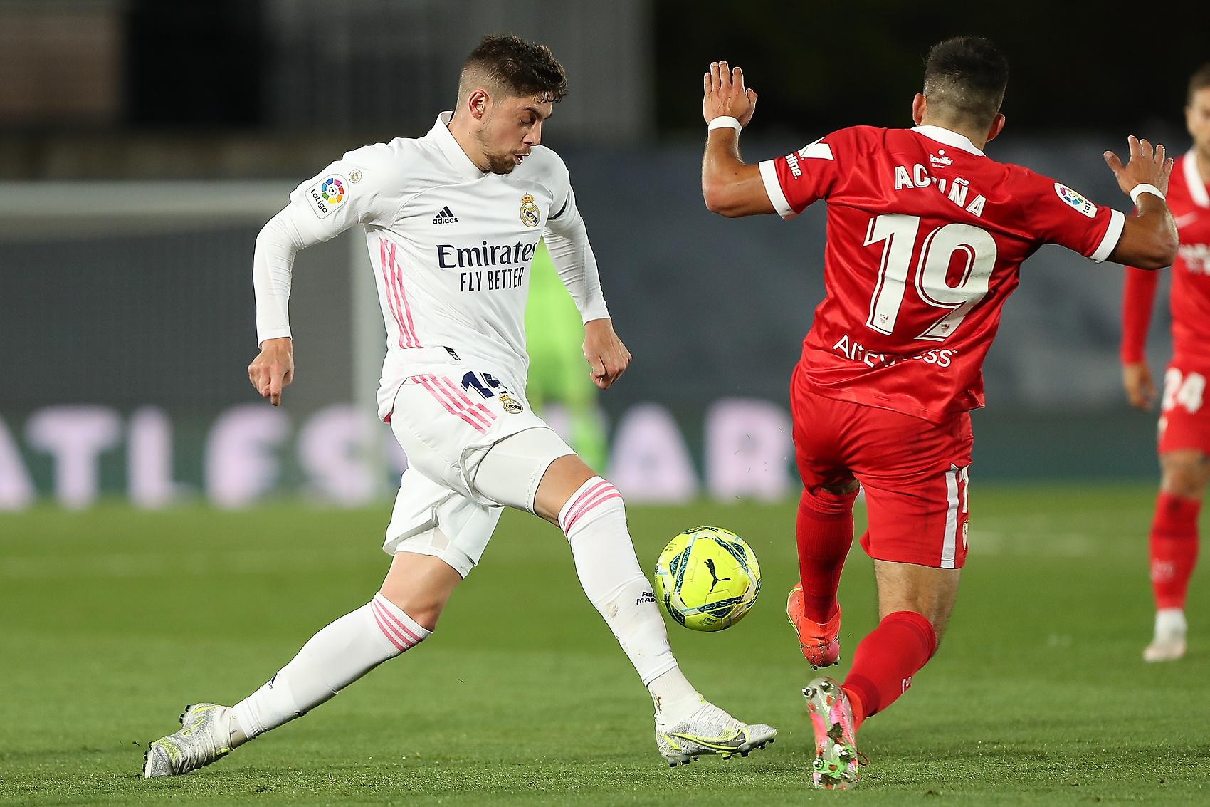 Valverde Madrid