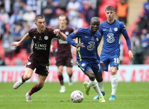 Kante w meczu Chelsea - Leicester, kupon PL 18.05