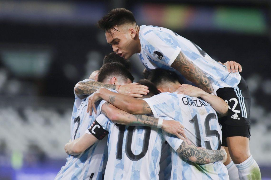 Piłka nożna Argentyna