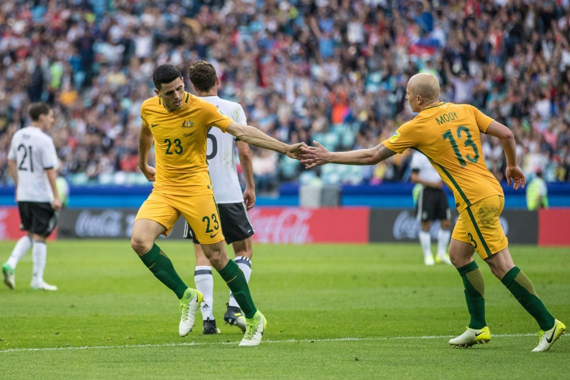 Australia reprezentacja