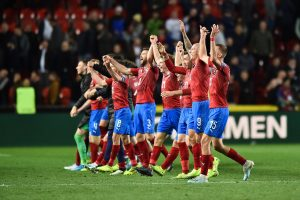 Czechy piłka nożna