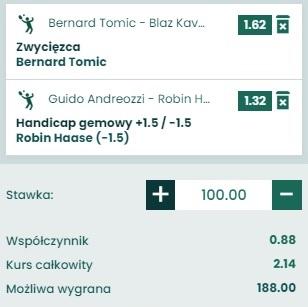 Dubel tenis 22.06.2021
