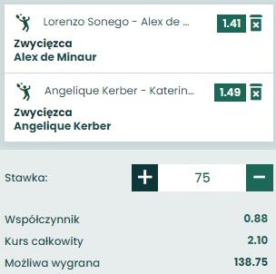 Dubel tenis 26.06.2021