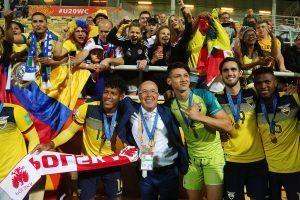 Ekwador zawodnicy
