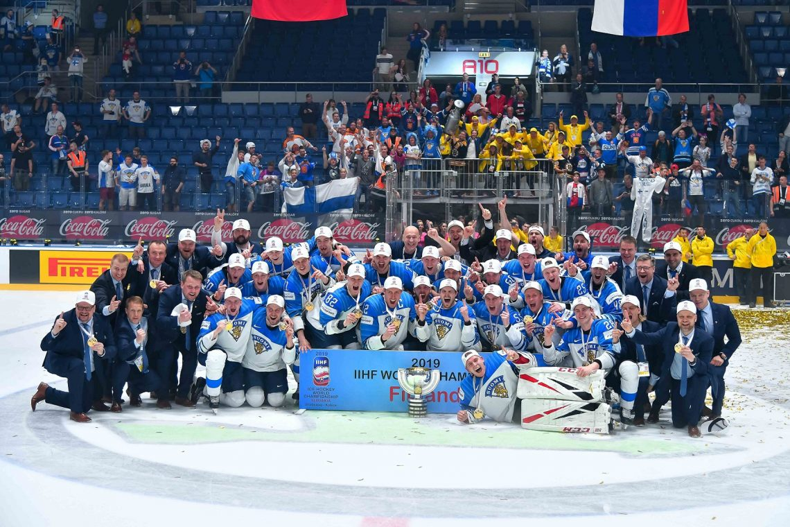 Finlandia hokej na lodzie