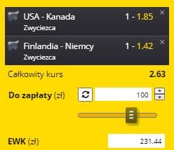 AKO MŚ Fortuna na 05.06.