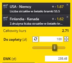Hokej MŚ 06.06. Fortuna