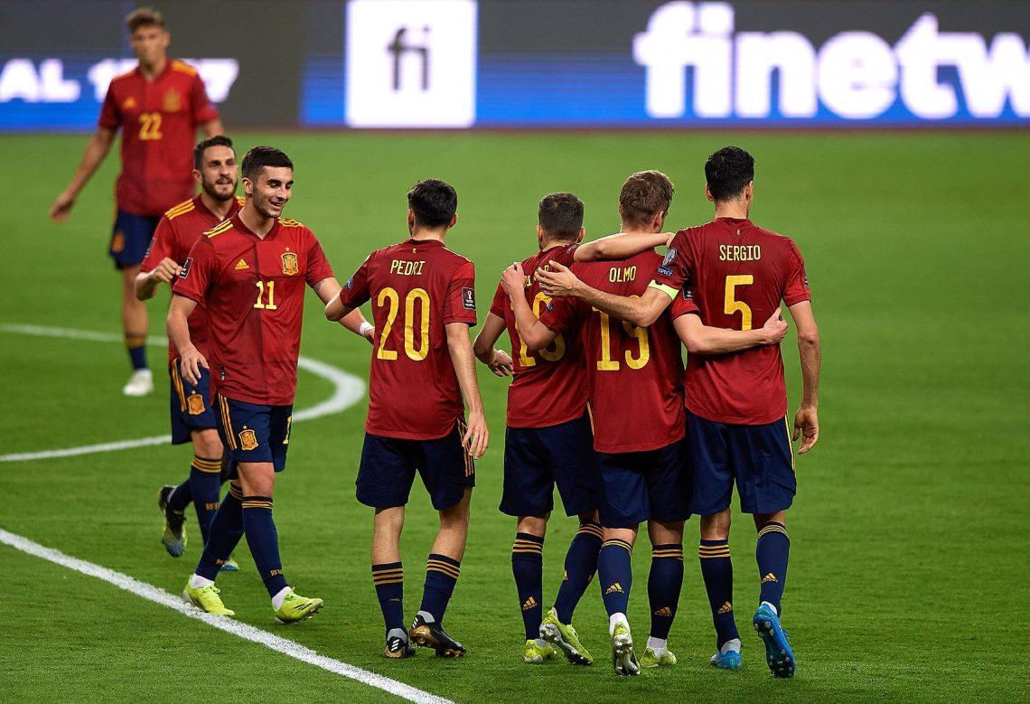 Hiszpańscy piłkarze