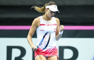 Magda Linette French Open