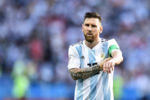 Messi Argentyna