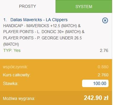 kupon NBA 04.06