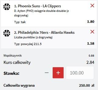 NBA kupon 20.06