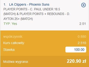 NBA kupon 24.06.21
