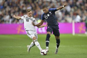 Niemcy vs Francja