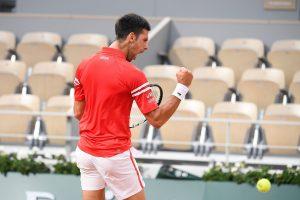 Novak Djoković French Open