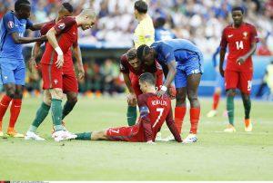 Francja vs Portugalia