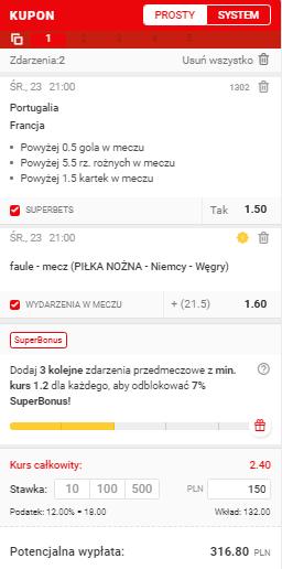 EURO Superbet 23.06.