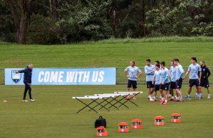 Sydney FC trening